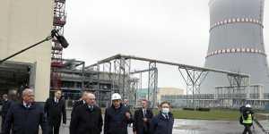 На БелАЭС отключили энергоблок из-за срабатывания защиты