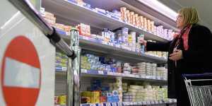 Valio начал маркировать молочную продукцию