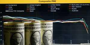 Биржи США резко упали на новостях о повышении налогов для инвесторов