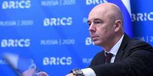 Антон Силуанов: дополнительные социальные расходы в 2022 году составят 30 миллиардов рублей