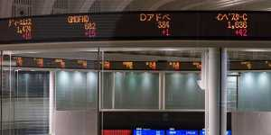 Азиатские биржи закрылись ростом вслед за рынками США