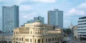 """Стало известно, кто отреставрирует здание ресторана """"Прага"""" на Арбате"""