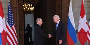 Байден заявил о работе России и США над соглашением в сфере безопасности