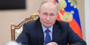 Путин подписал указ о назначении выборов депутатов Госдумы