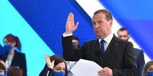Медведев призвал создать систему предотвращения угроз от пандемии