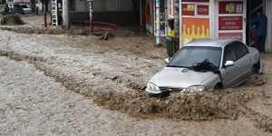 В Крыму восстановили электроснабжение, нарушенное наводнением