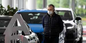 Audi будет отказываться от автомобилей с двигателями внутреннего сгорания