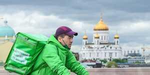 Выручка Delivery Club во втором квартале выросла на 42% - до 3,6 миллиарда рублей