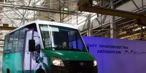 ГАЗ на две недели приостановил производство автомобилей в связи с плановым отпуском