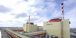 Второй энергоблок Ростовской АЭС остановлен из-за пара в помещении для проведения работ