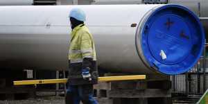 """США ввели санкции против трубопрокладчика """"Фортуна"""" и его владельца"""