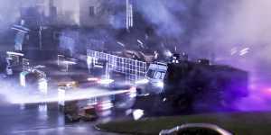 В Белоруссии во время акций протеста задержали около 3 тысяч человек
