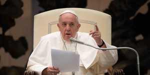 Папа римский Франциск высказался в поддержку однополых гражданских союзов