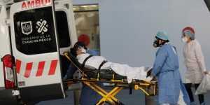 Число жертв COVID-19 в Мексике превысило 100 тыс