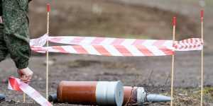 Российский миротворец ранен после подрыва мины в Нагорном Карабахе