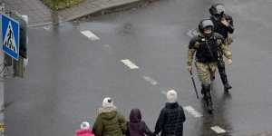 Минская милиция подтвердила задержание 250 человек на акциях протеста