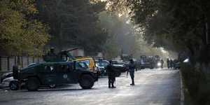 Сотрудники посольства РФ в Кабуле получили контузию при подрыве машины