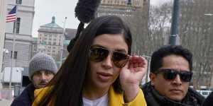 В США арестовали жену мексиканского наркобарона Эль Чапо