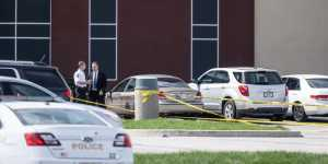 Устроивший стрельбу в Индианаполисе мужчина купил оружие легально