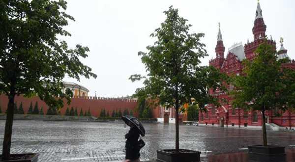 Россияне стали больше тратить на одежду для дождливой погоды